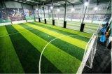 Gramado artificial durável do relvado do futebol do campo de futebol da grama do futebol