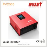 Niederfrequenz-PV2000 Solar Inverter mit High Efficiency