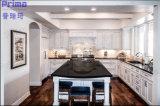 Gabinetes de cozinha padrão australianos Dubai do granito das idéias do Cabinetry