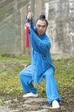 Tai van de Prestaties van de Hoogwaardige lang-Sleeved Mensen van het taoïsme de Kleding van de Chi