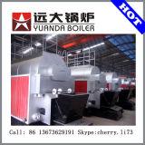 Chaudière à vapeur industrielle allumée par charbon de la Chine 1 tonne à 20 tonnes
