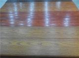 18mmの厚さの湿気抵抗手のデッサンの木製のフロアーリング
