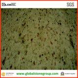 Natürlicher indischer weißer Galaxie-Granit für Badezimmer-Eitelkeits-Oberseiten