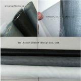Fibra de vidrio invisible de la pantalla de la ventana en China (gris negro)