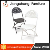 최신 Sale Top Quality Steel & PP Wholesale Plastic Wedding 또는 Event Folding Chair