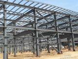 Almacén galvanizado o pintado de la estructura de acero
