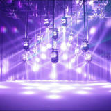 Luz principal movente do feixe do futebol 12X20W para as iluminações do diodo emissor de luz (ICON-M083)