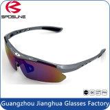 工場Dropshippingスポーツのための任意選択カラーUV400昇進の安いサングラス