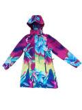 WomanのためのHooded多彩なPVC Raincoat