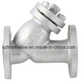 Form-Stahl flanschte Enden-Korb - Grobfilter