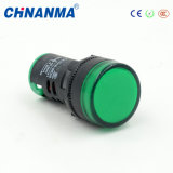 16mm Metal LED Waterproof Drukknop Switch (Ring lamp IP67)