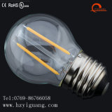 La plupart d'ampoule économiseuse d'énergie populaire de filament du plafonnier DEL