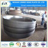 Protezione capa servita ellittica del vapore degli accessori per tubi e dei tubi