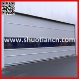 Porte rapide industrielle de pain de PVC/porte automatique rapide d'obturateur de roulement (ST-001)