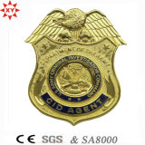 Safe Pinの昇進Gifts Eagle Metal Police Badges
