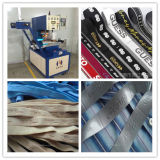 Het In reliëf maken van de frequentie Machine voor de Band van het Etiket, de Riem van de Markering, Certificatie ISO9001