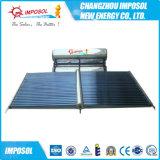 Aquecedor de água solar para projeto não pressurizado para uso doméstico