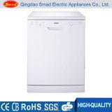 Hauptküche-Gerätevollautomatischer Edelstahl-freistehende Spülmaschine