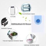 300mg/H 타이머를 가진 휴대용 오존 정화기 오존 발전기