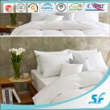 Hangzhou Bedding Factory Ensemble d'oreillers en plumes en fibre de plumes