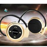 Receptor de cabeza estéreo Mini503 de Bluetooth de la mejor tirilla de la camisa