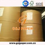 650 mm Ancho del rollo recubierto de papel de impresión en rollo Couche
