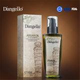 El mejor aceite de pelo de la etiqueta privada del suero del pelo del aceite del Argan de Venux de la fábrica de seda del OEM para el brillo