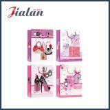 Design 4c方法女性安く印刷された卸売のラミネーションの紙袋