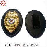 Promotion Gifts Eagle Metal Police Badges avec le Pin de Safe