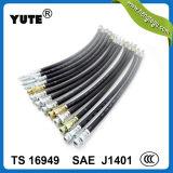 Yute boyau approuvé de frein du POINT SAE J1401 de POINT de 1/8 pouce
