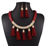 Ювелирные изделия серьги ожерелья чокеровщика заявления способа установленные