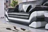 Jogo de couro do sofá do projeto 321 europeus