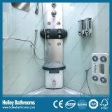 Pièce de douche de vente chaude de vapeur d'étalage d'ordinateur avec le dessus et les lampes de panneau (SR115C)