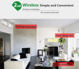 Usine Sale 1 IP Camera de WiFi de Million Pixels 720p P2P HD Mini avec le prix concurrentiel
