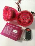 Sistema di allarme del MP3 del motociclo audio