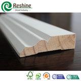 Maderas S4 con imprimación de madera Panel de pared de moldeo