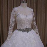 Vente Ak041 chaude plus la robe de mariage nuptiale de taille 2016