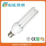 Lâmpada da economia de energia da série 3u T4-20W CFL da forma de U