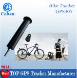 Mini traqueur de vélo de GPS pour la bicyclette 305, traqueur anti-vol de bicyclette de GPS