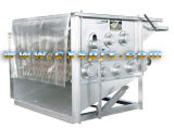 Uma máquina de Defathering da forma para a capacidade diferente