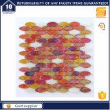 Mosaico di vetro della decorazione delle mattonelle di colore Mixed