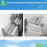 Comitati di lusso prefabbricati del calcestruzzo prefabbricato della villa di disegno moderno della villa