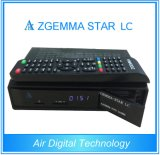 Factory PriceのValue高いCable Box Zgemma Star LC Satellite Recever Linux OS E2 DVB-C One Tuner