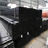 Pipe Ss400 en acier carrée structurale de carbone