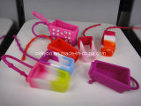 浴室およびBody Works Silicone Hand Sanitizer Bbw Pocketbac Holder