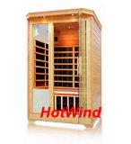 2016 Sauna infrarrojo lejano para 2 Persona-H2