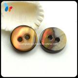 Кнопки раковины Trocas кнопки раковины цвета кофеего дыма естественные
