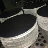 Calidad de profundidad del dibujo del círculo de aluminio 8011 para ollas a presión
