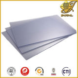 Anti-statique High Gloss Transparent rigide feuille en plastique transparent PVC