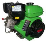 Moteur diesel de machines d'agriculture avec de l'air simple de rappe du cylindre 4 refroidi